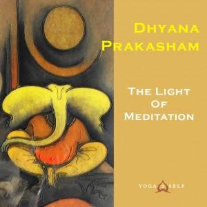 Dhyana-Prakasha - CD Front Cover