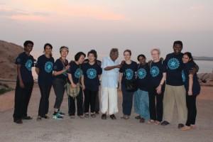 Sunset Point with Mr. Neelakantan