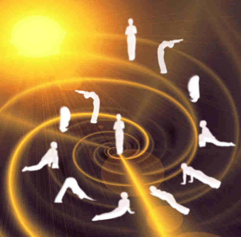 Surya Namaskar - Spiral Sun .small-