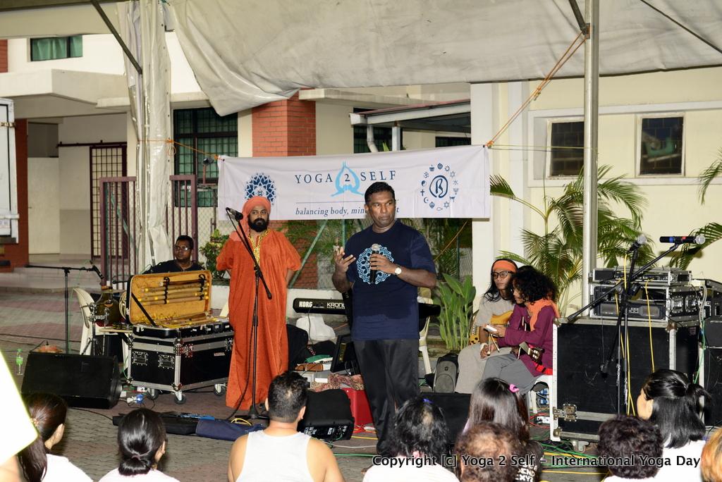 Guest of Honour - J Rajmohan Pillai