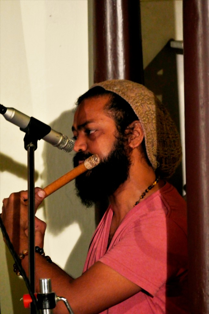 Sesatre - Bansuri Flautist