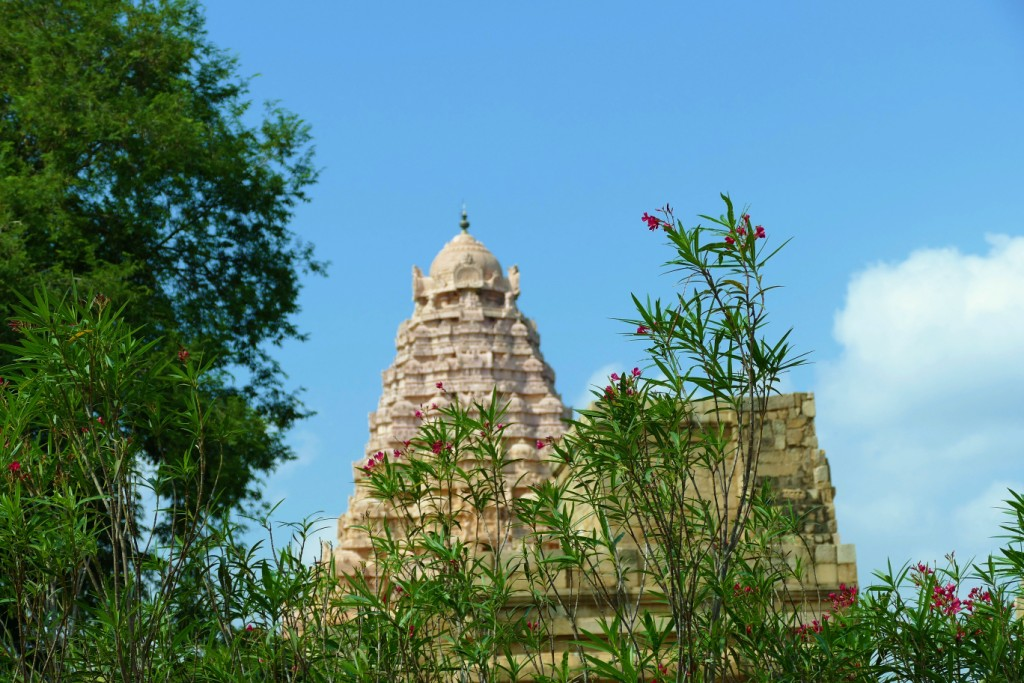 Gangaikondacholapuram, Temple built by Rajendra Chola, son of Rajaraja Chola I