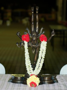 Blessing our Yoga Offering  Lord Shiva -  Ardhva Tandava