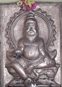 Adi Kumbeshwarer Agastya Muni